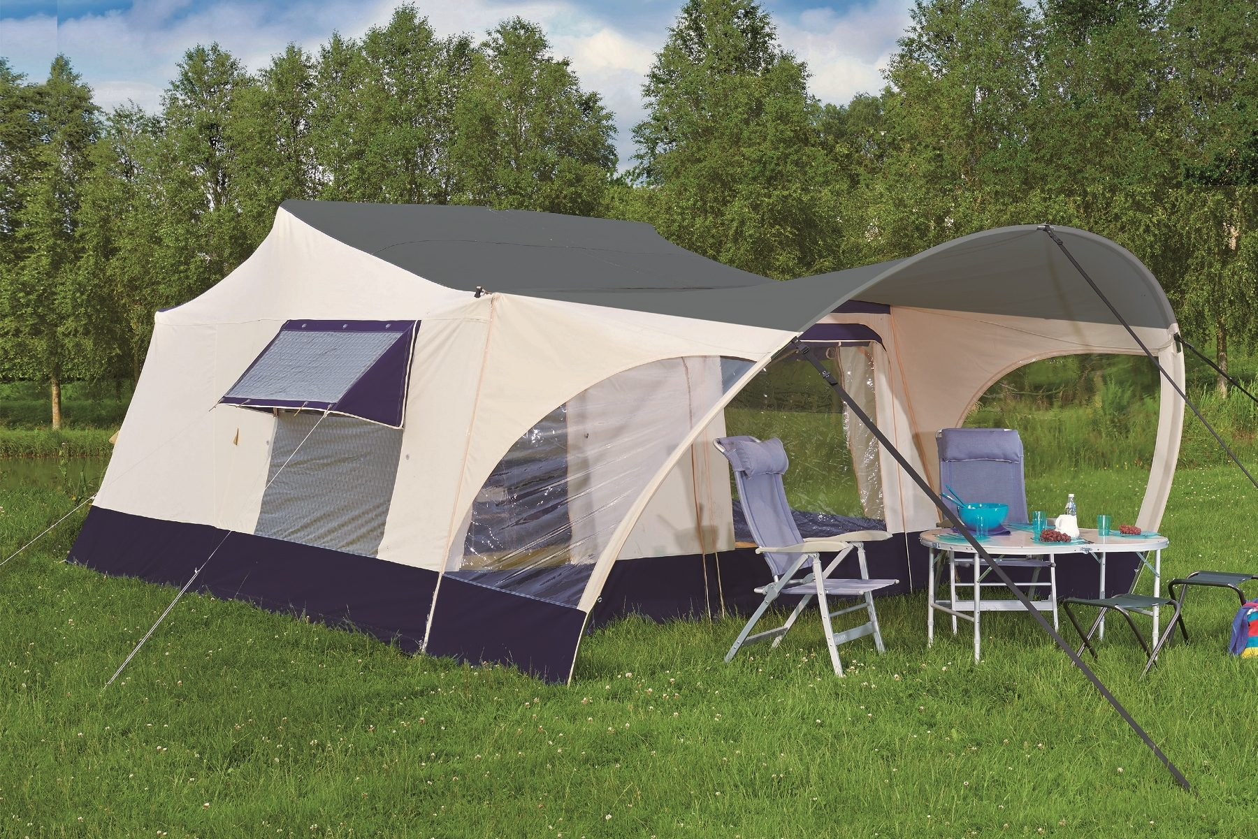 Vouwwagen Jametic Outdoor 2020