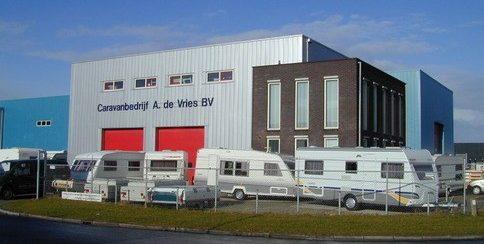 De Vries Caravans Heerhugowaard - Jamet vouwwagen dealer