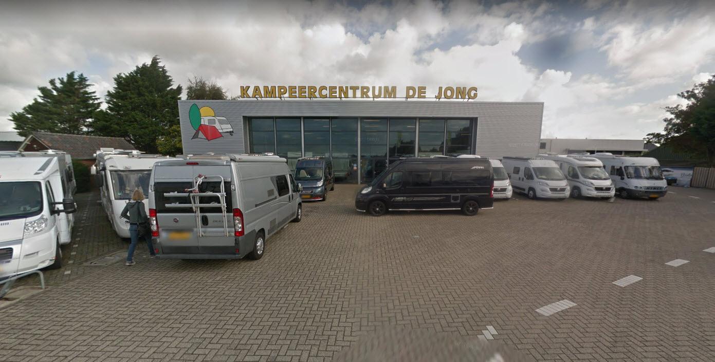 Kampeercentrum de Jong Hillegom - de Zilk