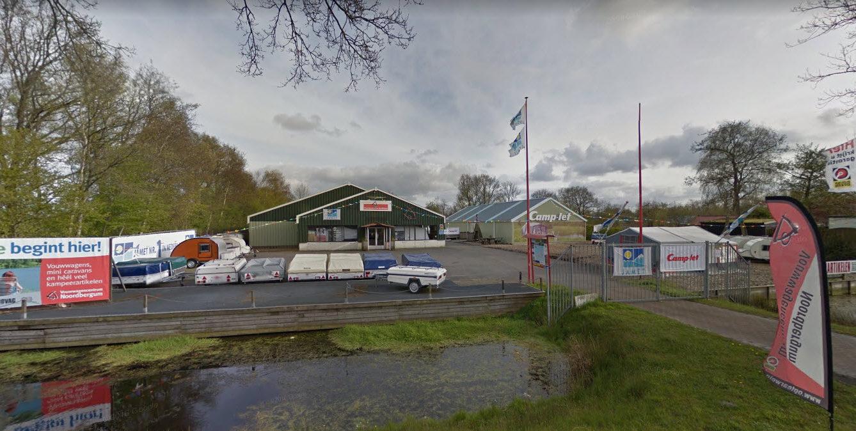 Vouwwagen Centrum Noord Bergum - Jamet vouwwagen dealer
