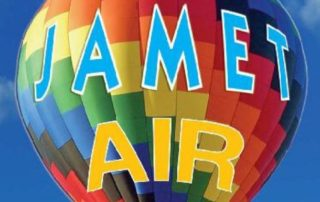 Vouwwagen Jamet Air - opblaasbare voortent