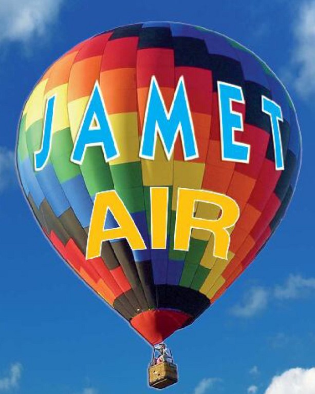 jamet air ballon