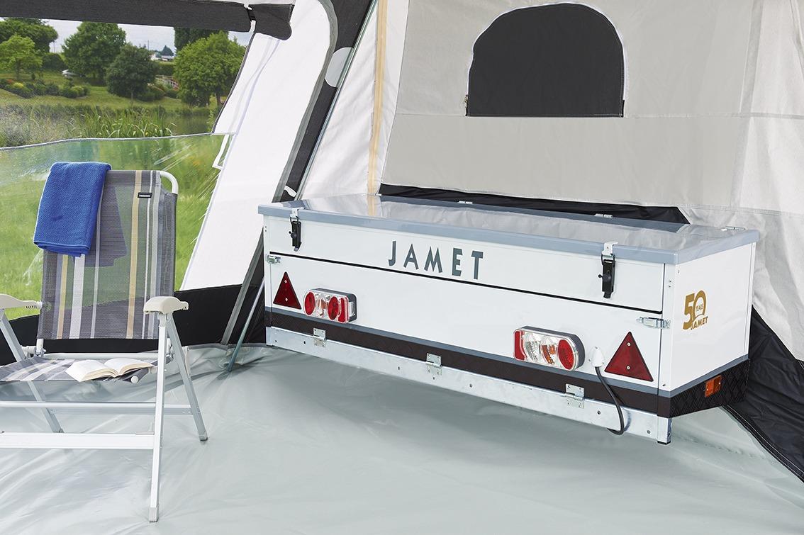 Vouwwagen Jamet Arizona - met luxe keuken