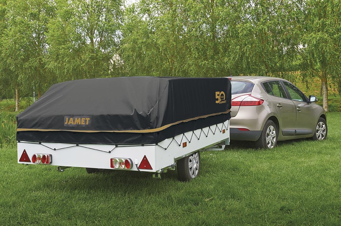 Vouwwagen Jametic Outdoor - jubileum model