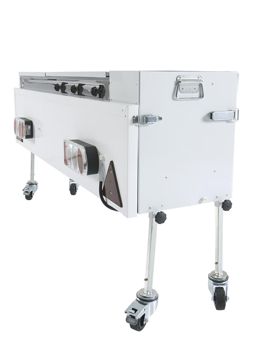 Jamet Vouwwagen Arizona - keukenblok
