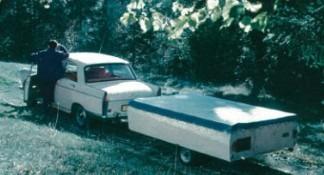 Geschiedenis Jamet Vouwwagens
